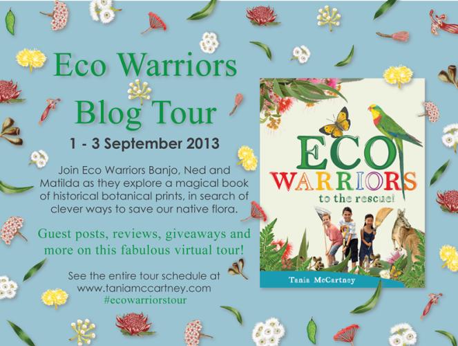 Eco Warriors Blog Tour FINAL