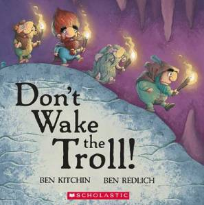 Don't wake the troll