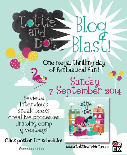 Tottie and Dot blog blast web