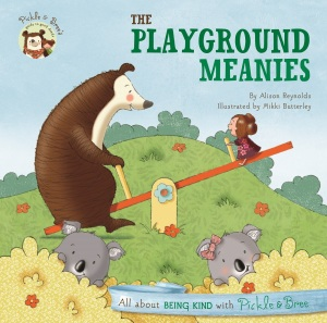 pickle-and-bree_playground-meanies_cover