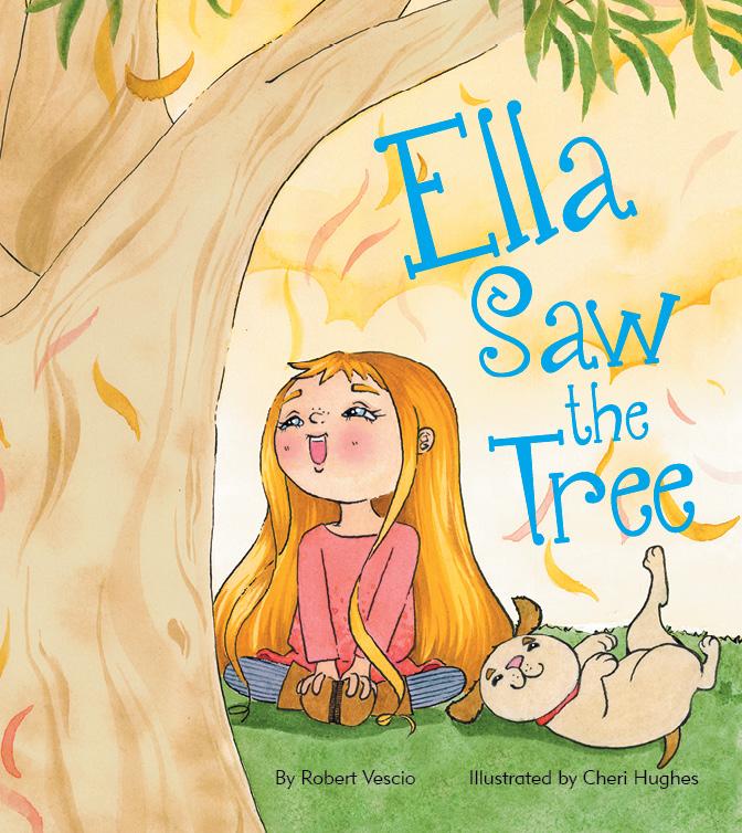 Ella Saw the Tree_Cover