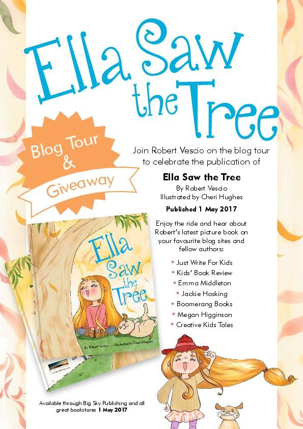 Ella Saw the Tree_Flyer_1