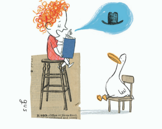 girl and duck Are you an emerging children's author, illustrator or mixed media artist?   Maybe you just want to goof around with other big-hearted creatives for a while, be part of something bigger.  Then, girl and duck is just for you.