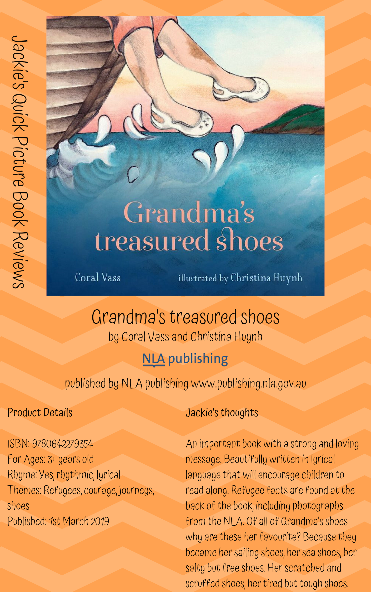 703 NLA - Grandma's treasured shoes