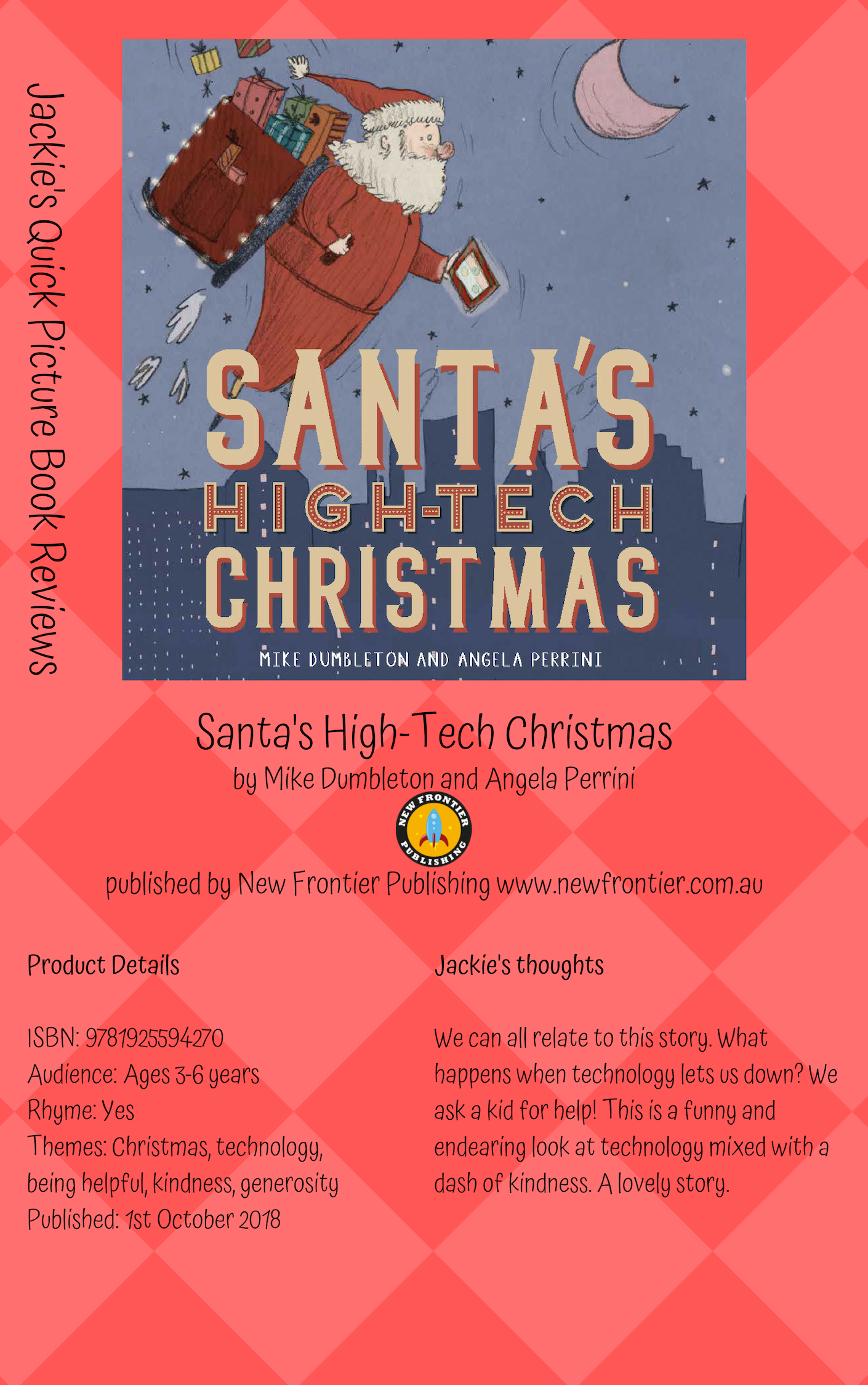 NF Santa's high tech christmas